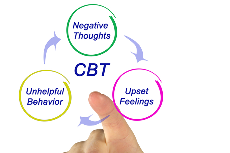 CBT and counselling